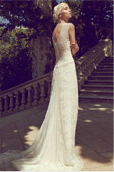 Vestidos de novia ibicencos en lleida