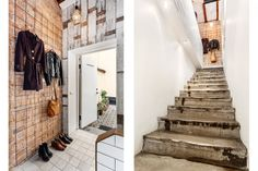 10x Hal Inspiratie : Best hal gang ✖ images entrance hall entryway home