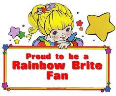 Rainbow Brite Pride
