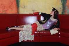 a night at the roxy   photos by veronica ibarra, styling by stephanie williams, make-up by alex almeida.