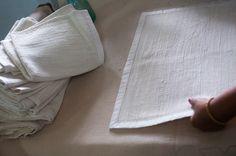 Organic Silk Towels