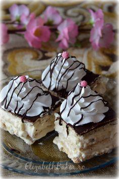 Ecler cu biscuiti Cheesecake, Baking, Desserts, Food, Tailgate Desserts, Deserts, Cheesecakes, Bakken, Essen