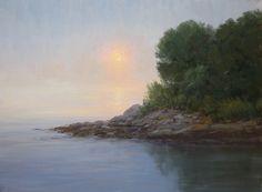 Stillness da Kathleen Dunphy Oil ~ 18 x 24