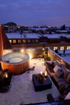 Die 32 Besten Bilder Von Dachterrasse Gestalten Backyard Patio