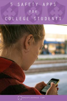 Check out these awesome Safety Apps for College Students. No better time to educate yourself and your friends about personal safety.