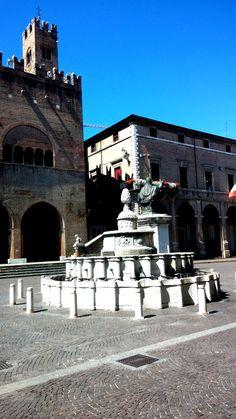 Piazza #Cavour #Rimini