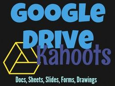 • Kahoot is a game-based classroom response system • Create and play quizzes, discussions and surveys using any device with a web browser • Motivate participation through game-based learning and rewards in a social setting  •This resource contains instructions for accessing My Free Public Kahoots about Google Drive (Docs, Sheets, Slides, Drawings, Forms