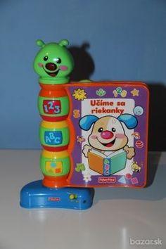 Hudobné a edukatívne hračky vo výbornom stave