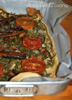 Menorca, Easy Flatbread Recipes, Cola Recipe, Tasty Chocolate Cake, Summer Recipes, Vegetable Pizza, Coco, Easy Meals, Yummy Food