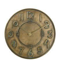 Frank Lloyd Wright Exhibition Clock