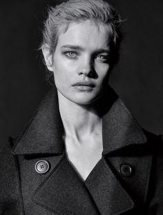 Natalia Vodianova by Peter Lindbergh for Dior Magazine No.10