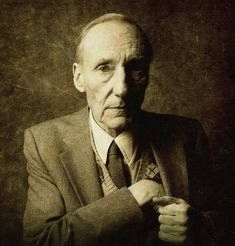 William S. Burroughs    More info about the Beat Generation at: http://stephanienikolopoulos.com