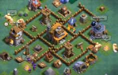 Top 5 Best Clash of Clans Builder Hall 4 Base Designs | Trophy and Defense Layouts