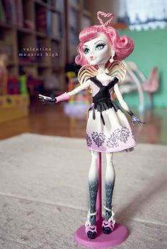 C.A.Cupid Monster High