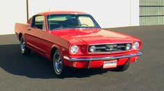 1966 Ford Mustang 289 K-Code