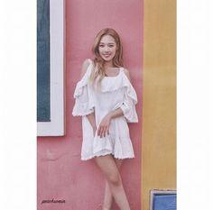 Somin k.A.R.D debut photo hola hola MV