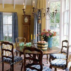 french country interiors | French country | Home Interior