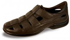 6f4c30486ad024 The Healthiest Shoes You ll Ever Wear! - Aetrex Worldwide Orthotic Comfort  Shoes · Brown SandalsMen s ...