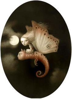 Witching Hour Nicoletta Ceccoli