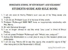 I wish the last one actually happened in the books!