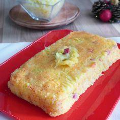 Lo sformato di #patate con #verza e #pancetta, SENZA uova o panna, può essere considerato sia un antipasto, sia un contorno che un secondo vero e proprio.