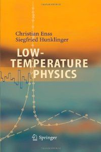 Low-Temperature Physics. / Christian Enss, Siegfried Hunklinger. / QC 278 E65