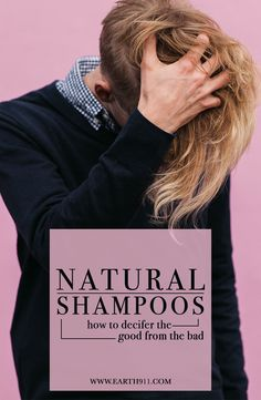 This was incredibly helpful.   http://earth911.com/living-well-being/all-natural-shampoo/