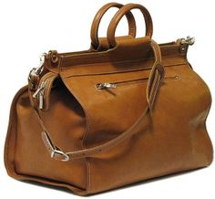 Leather Travel Bag Handcrafted In Italy - Parma Edition Leather Doctor Bag Duffle Bag Travel, Travel Bags, Leather Case, Leather Men, Leather Working, Italian Leather, Purses And Bags, Satchel, Natural Leather