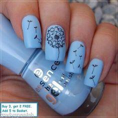 Flower Nail Designs, Simple Nail Art Designs, Easy Nail Art, Popular Nail Designs, Cute Acrylic Nail Designs, Best Nail Art Designs, Cool Nail Art, Fancy Nails, Cute Nails