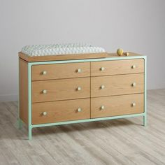 Our Larkin Dresser (Pink) features contrasting frame and knobs adding a nice touch of color to any bedroom. Shop for kids dressers. Baby Changing Tables, Diaper Changing Station, Changing Table Dresser, 6 Drawer Dresser, Nursery Dresser, Nursery Furniture, Kids Furniture, Furniture Online, Wooden Furniture