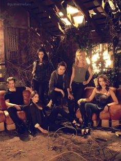 I am in love with The Secret Circle