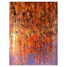 588874fc642 CANVASZON Canvas Prints Original Abstract Painting on Canvas Modern  Abstract Wall Art for Living Room Ready to Hang
