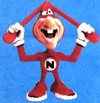 The Noid ... I loved Claymation!