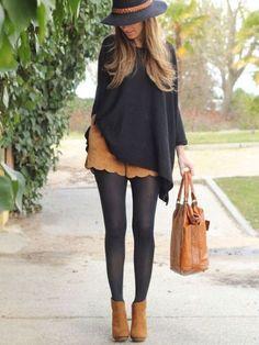 Fashion Fix: winter shorts