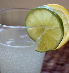 Barefeet In The Kitchen: Homemade Lemon Lime Soda
