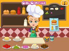 Burger Bistro - Play Free At: http://flashgamesempire.blogspot.co.uk/2017/02/burger-bistro.html