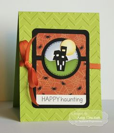 Happy Haunting by Amy Crockett