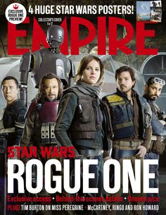 Empire September 2016: Rogue One - Rebels