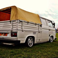 Classic Car News Pics And Videos From Around The World Transporter T3, Volkswagen Transporter, Vw Volkswagen, Vw T1, Vw Doka, Vw T3 Syncro, Vw Bus T3, Bus Camper, Campers