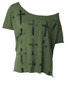 Crosses T at Alloy