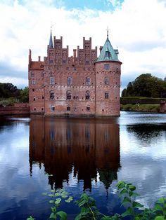 Egescov Castle, Denmark