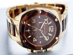 Me encanta la mezcla dorada-carey reloj de Michael Kors 220€