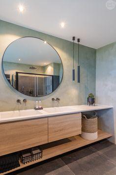 Bathroom Inspo, Bathroom Inspiration, Modern Bathroom, Small Bathroom, Dream Bathrooms, Little Houses, Bathroom Flooring, Bathroom Interior Design, New Homes