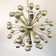 Original Sputnik Lamp 1960s
