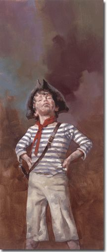 John King, somewhere between eight and eleven years old, voluntarily joined Bellamy's crew and is the youngest documented pirate on record.