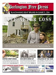 Today's Free Press www.burlingtonfreepress.com