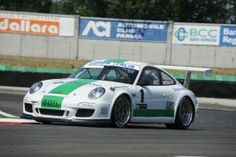 Porsche 997 GT3 CUP 2008 upgrade 2010 Listing ID: 28437 €80,000.00 EUR http://www.motorsportauctions.com