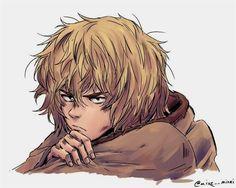 Anime People, Anime Guys, Manga Anime, Anime Art, Vinland Saga Manga, Dragon Heart, Anime Angel, Cool Animations, Norse Mythology