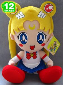 Sailor Moon Plush Doll (30cm) S/. 60.00