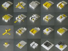 Plus Three Architecture Typology Architecture, Architecture Model Making, Architecture Sketchbook, Study Architecture, Architecture Graphics, Architecture Portfolio, Chinese Architecture, Landscape Architecture, Landscape Design
